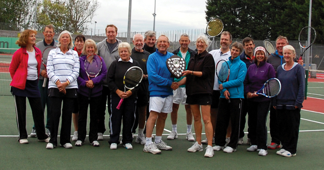 About Wells Tennis Club