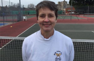 Safeguarding Officer Caroline Moule