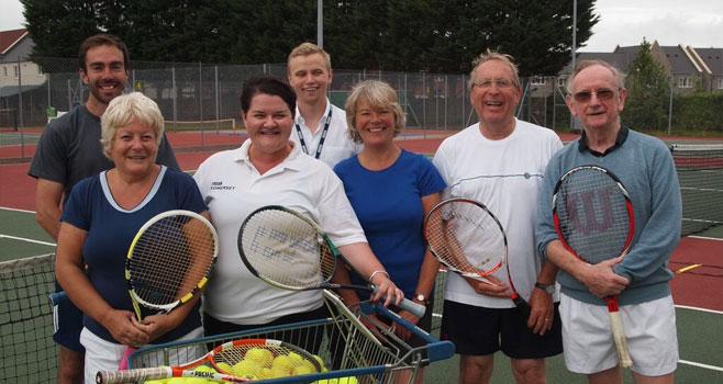 Emma-Tries-Tennis