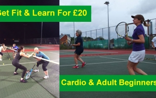 January Tennis Offer