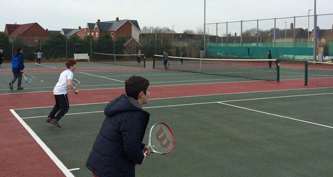 Match-Practice