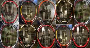 Rackets Restrung