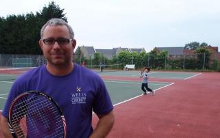 Tomas Simko Tennis Coach
