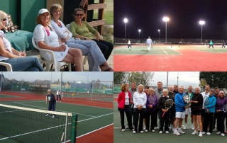 Men Women and Social Tennis