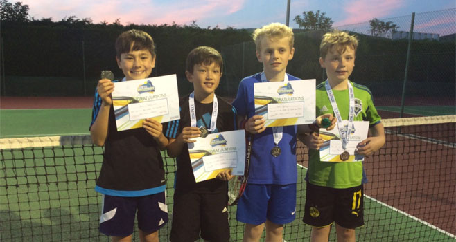 Cheddar host friendly competition