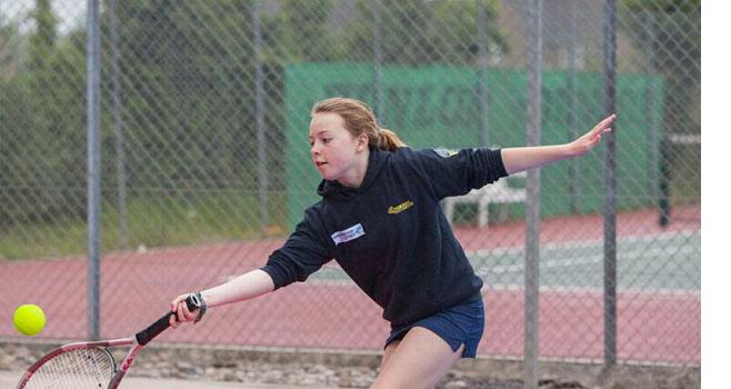 Girls in Tennis