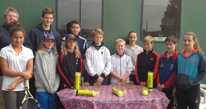 Wells Tennis Club Grade 5