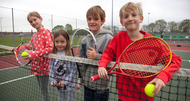 Chance to start 2017 on court with Wells Tennis Club