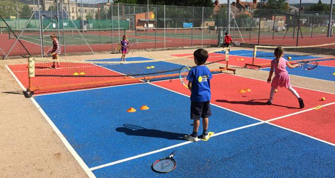 Half Term Tennis May  30th – June 2nd