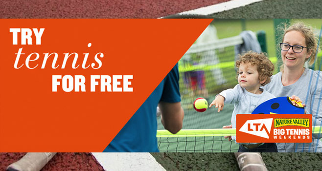 Wells Tennis Club Open Weekend 2019