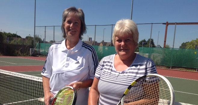 Ladies Tennis Night
