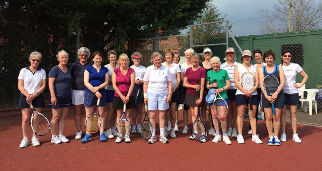 Ladies' President's Tournament 2016