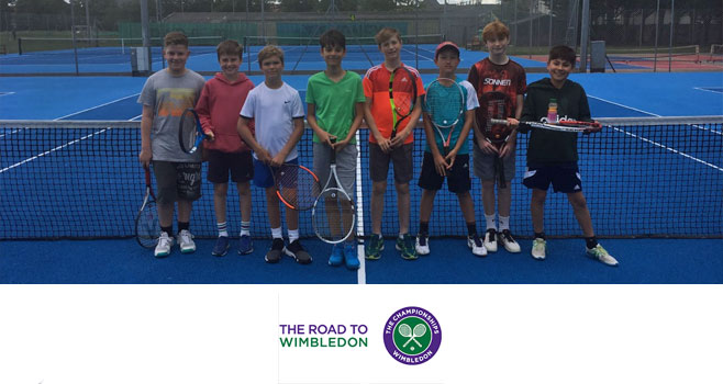 Road To Wimbledon