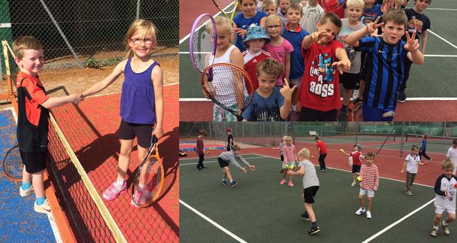 Half Term Tennis Camp