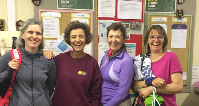 Super Results from Wells Ladies D