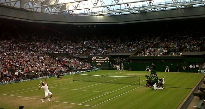 Wimbledon Draw Evening