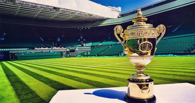 Wimbledon Draw Results